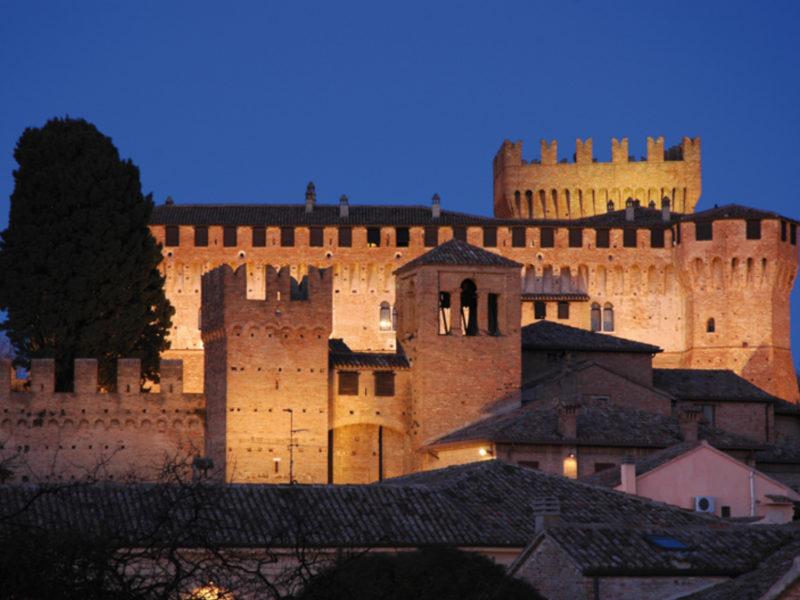 Château de Gradara