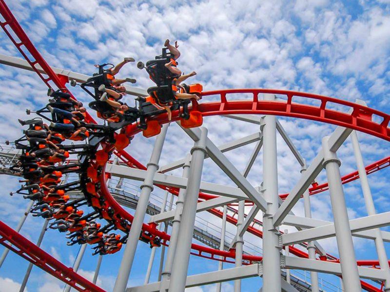 Parc d'attractions Mirabilandia
