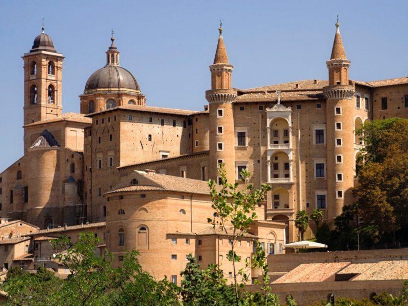 Palais Ducal d'Urbino