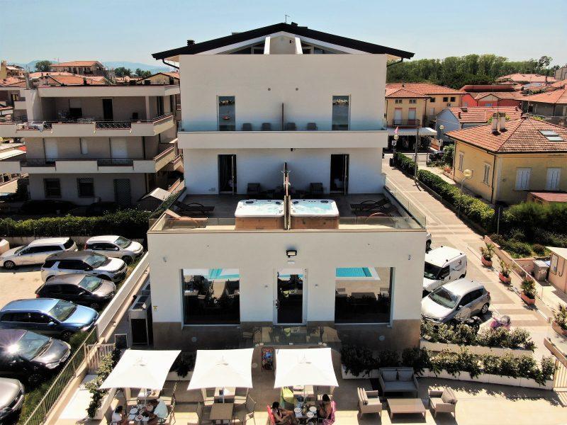 Esterno hotel Copia