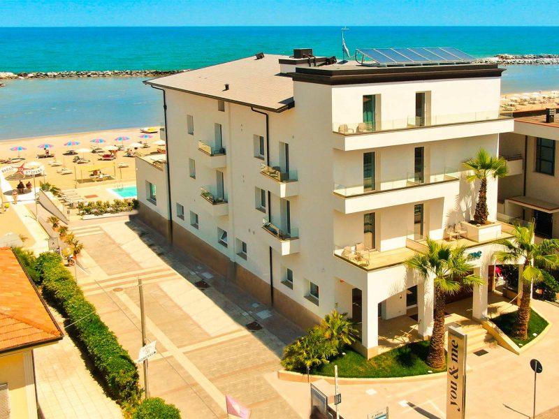 Esterno hotel Copia  Copia  Copia