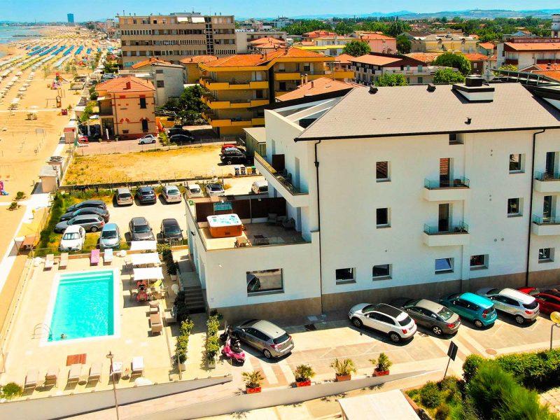 Esterno hotel Copia  Copia